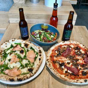 London Restaurant Reviews : Zzetta