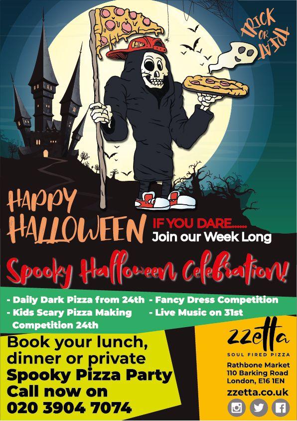 Spooky Halloween Celebration in Zzetta