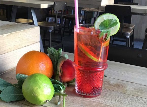 Try our cocktails!