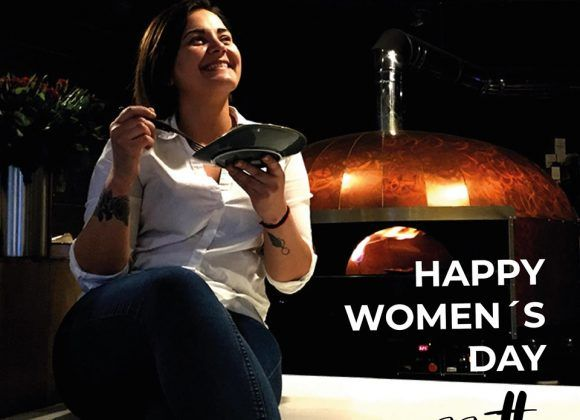Join us on 8 of March to celebrate happy women's day!